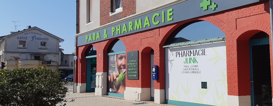 Pharmacie Junk 57100 Thionville